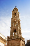 Greece,Rhodes,Lindos -church Stock Photography