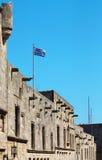 Greece. Rhodos island. Old Rhodos town Stock Image