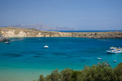 Greece rodos Stock Images