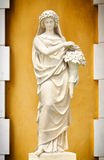 greece rome statykvinnor Royaltyfria Bilder