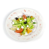 Greece salad Royalty Free Stock Photography