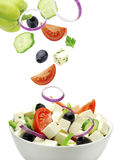 Greece salad Royalty Free Stock Image