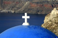 Greece, Santorini Royalty Free Stock Image