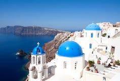 greece santorini Zdjęcia Royalty Free