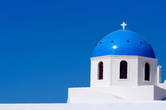 greece santorini Obrazy Royalty Free