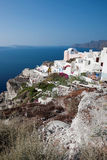 greece santorini Obrazy Stock