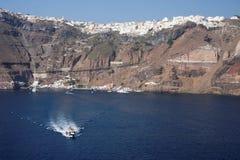 greece santorini Royaltyfri Fotografi