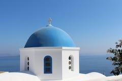 greece santorini Arkivbild