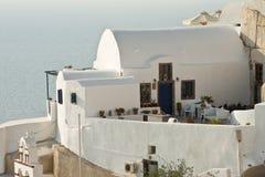 greece santorini Arkivfoto