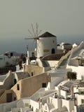 greece santorini Royaltyfria Bilder