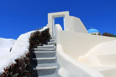 Greece, Santorini Fotografia de Stock Royalty Free