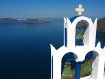greece santorini Royaltyfria Foton