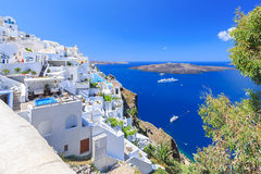 Greece Santorini Stock Photos