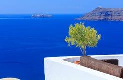 Greece Santorini Royalty Free Stock Photos