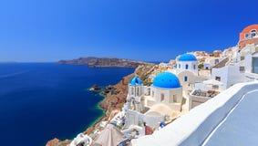 Greece Santorini Stock Photography