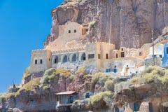 Greece Santorini Stock Photo