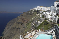 Greece - Santorini - Cyclades Royalty Free Stock Images