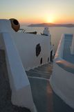 Greece, Santorini, Fira Stock Images