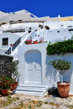 Greece Santorini island Royalty Free Stock Image