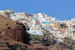 greece santorini Oia Fotografia Royalty Free