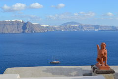 Greece, Santorini, Oia Royalty Free Stock Images
