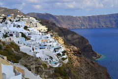 Greece, Santorini, Oia Royalty Free Stock Image