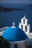 Greece - Santorini (Oia village) Royalty Free Stock Photography