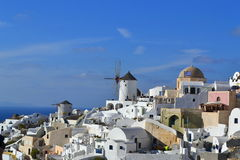 Greece, Santorini, Oia Royalty Free Stock Photo