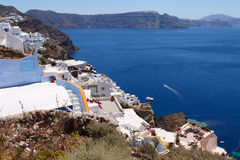 Greece, Santorini Views Stock Photos
