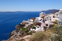 Greece, Santorini Views Royalty Free Stock Photography