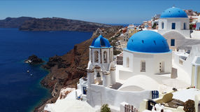 Greece, Santorini Views Stock Images