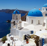 Greece, Santorini Views Stock Image