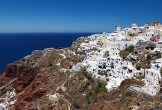 Greece, Santorini Views Royalty Free Stock Photo