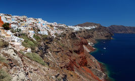 Greece, Santorini Views Royalty Free Stock Image