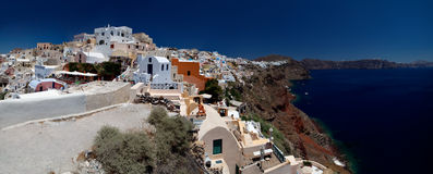 Greece, Santorini Views Stock Photo