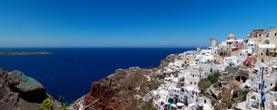 Greece, Santorini Views Stock Photography