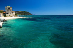 Greece sea Stock Photo