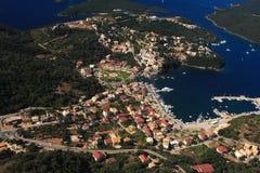 greece sivota Royaltyfria Bilder