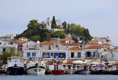 Greece, Skiathos Island Stock Image