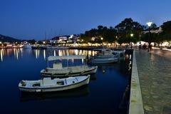 Greece, Skopelos Island, Skopelos Town Stock Image