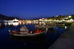 Greece, Skopelos Island, Skopelos Town Stock Photo