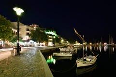 Greece, Skopelos Island, Skopelos Town Stock Images