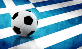 Greece Soccer Stock Images
