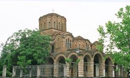 Greece, St. Ilia church. Royalty Free Stock Photography