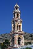 Greece,Symi island,Panormitis monastery. Stock Images