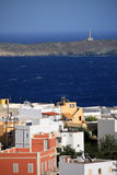 Greece, Syros island Royalty Free Stock Photo