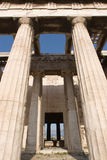 Greece,Temple of Hephestus (The Thission) royalty free stock images