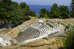 Greece; Thassos Stock Photography
