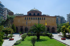 Greece, Thessaloniki, church of Hagia Sophia Royalty Free Stock Photo