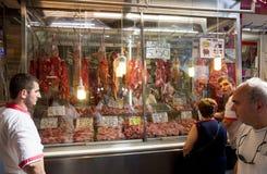 Greece Thessaloniki Modiano Market Royalty Free Stock Image